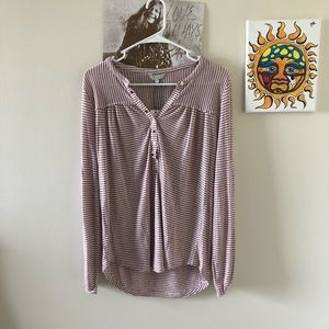 NWT Lucky Band Top